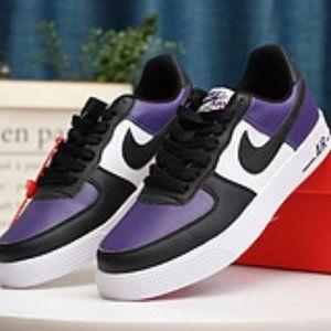Nike Air Force 1 Low Top Retro Women's Sneakers